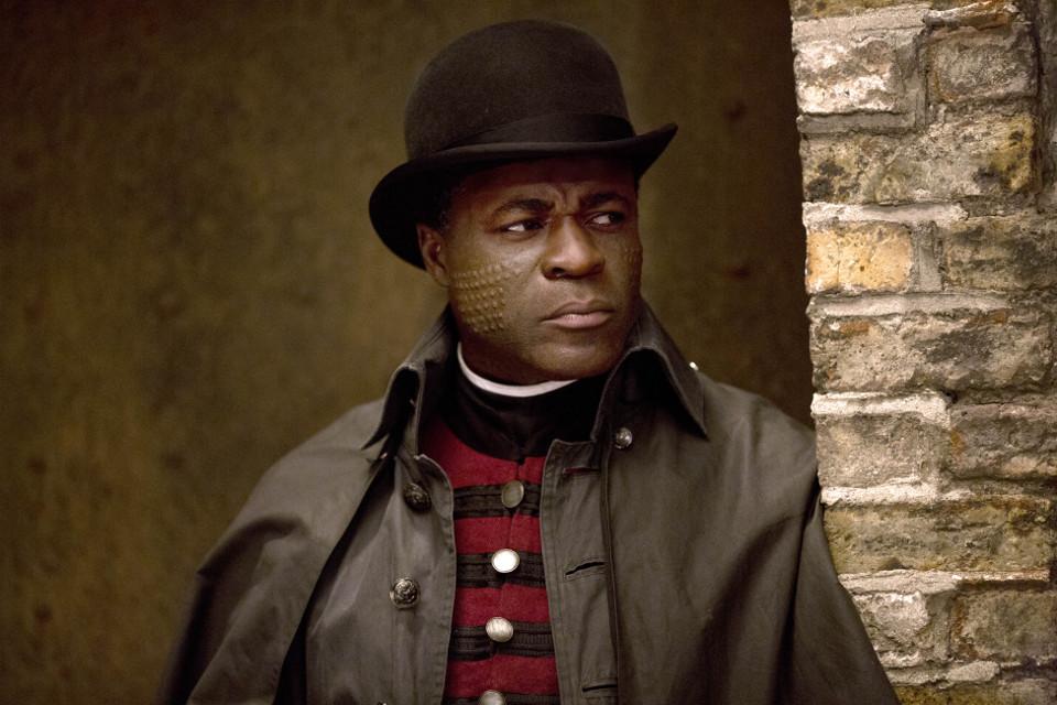 Danny Sapani as Sembene SKY ATLANTIC © 2013 Showtime Networks Inc.