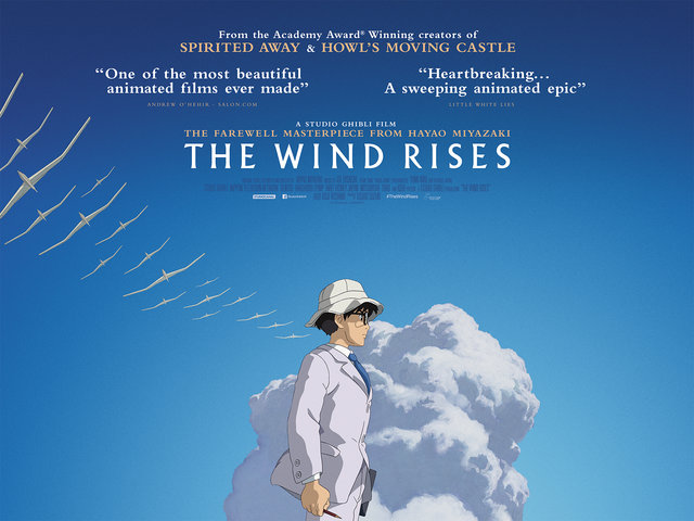 the wind rises