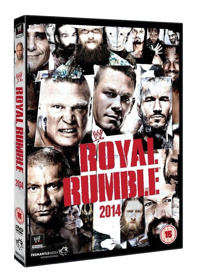 royal rumble wwe