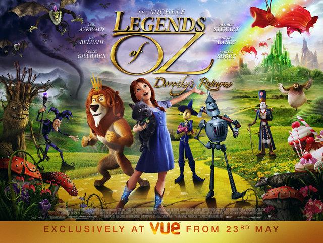 legends of oz