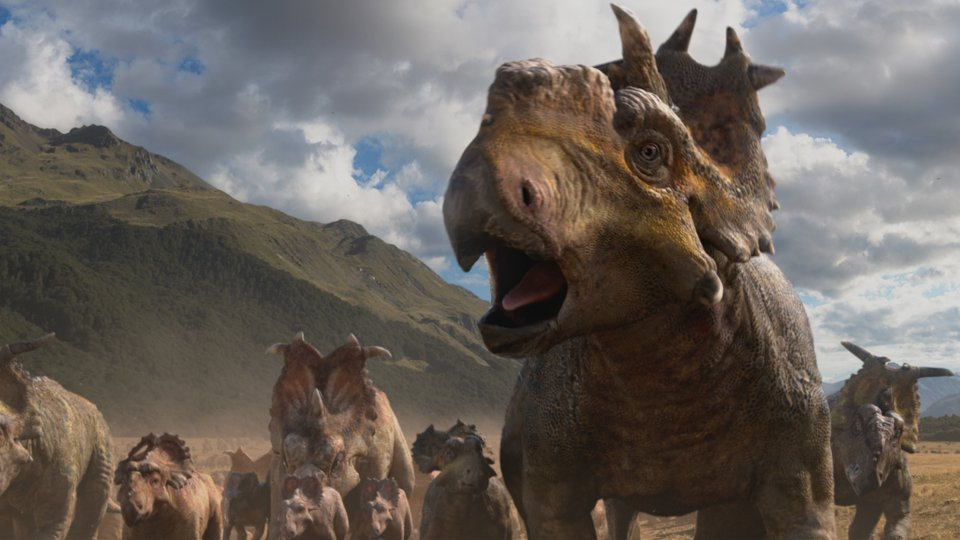 walking with dinosaurs alexornis exclusive clip