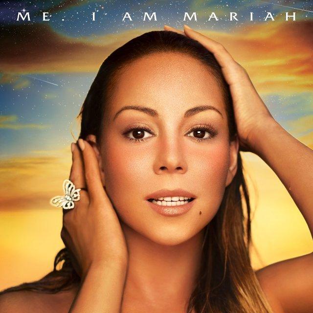 Mariah Carey - Target cover