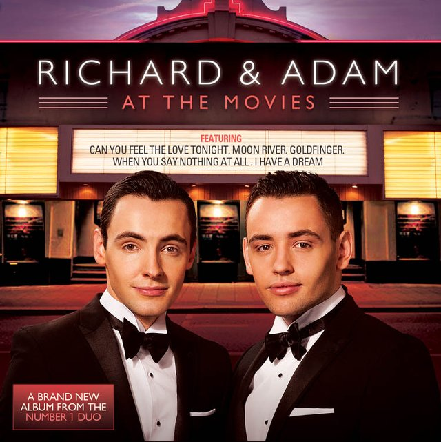 Richard & Adam - At The Movies
