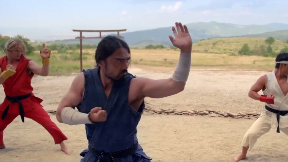 Streetfighter: Assassin's Fist