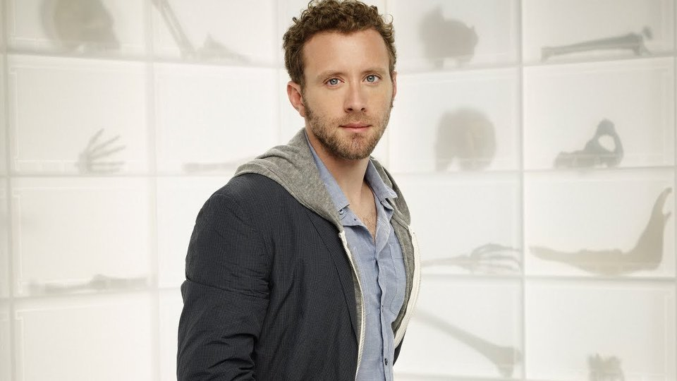 Bones star T. J. Thyne is an unsung hottie