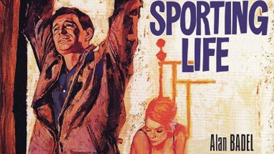This Sporting Life Blu Ray Review Entertainment Focus
