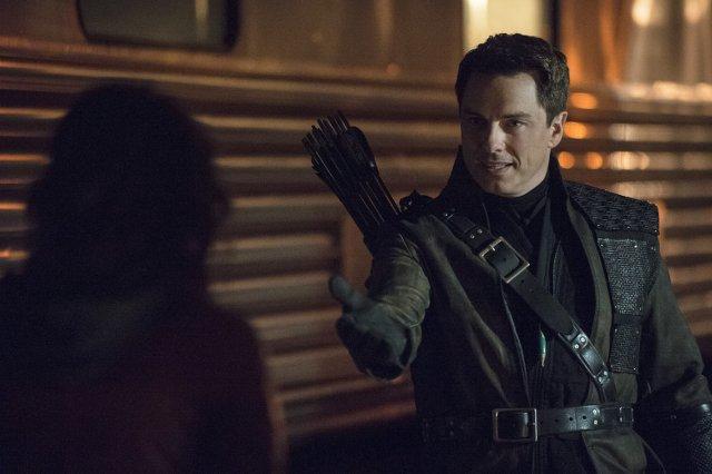 Arrow season 2 - Malcolm Merlyn