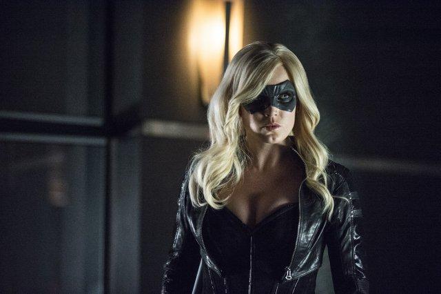 Arrow season 2 - Sara Lance