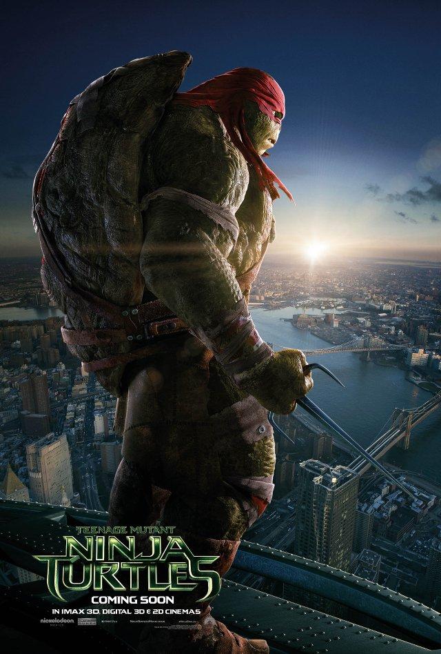 Teenage Mutant Ninja Turtles - Raphael