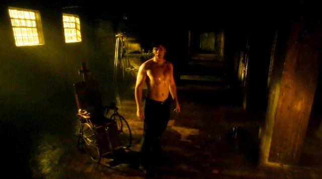 tom welling shirtless smallville