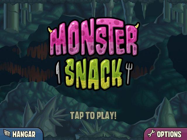Monster Snack