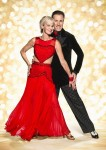 Judy Murray and Anton du Beke