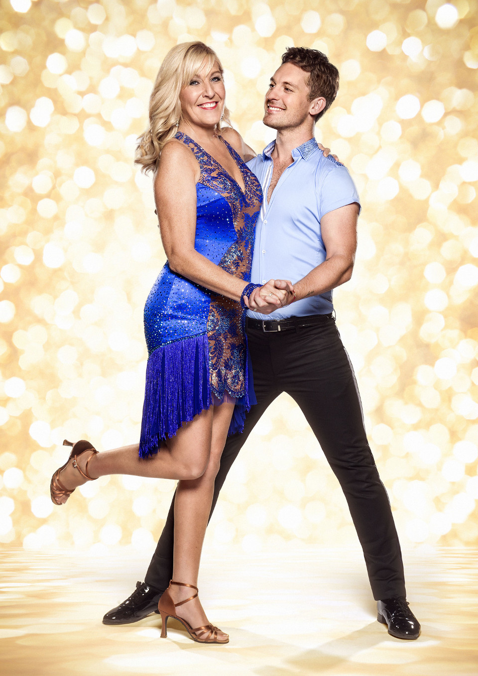 Jennifer Gibney and Tristan MacManus