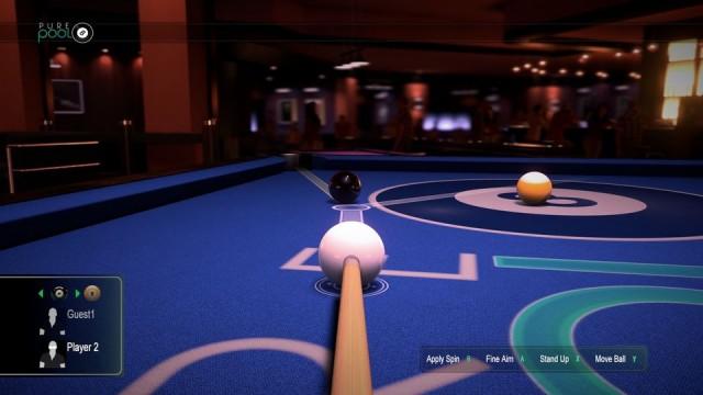 Pure Pool Xbox One screenshot (4)