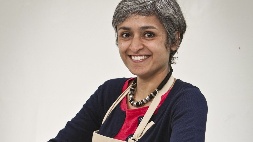 The Great British Bake Off - Chetna