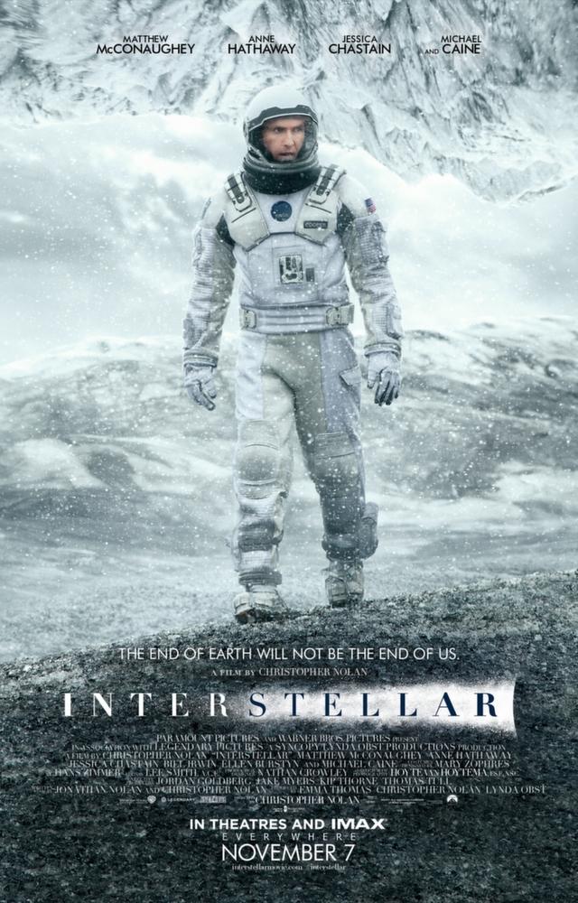 Interstellar (c) Warner Bros
