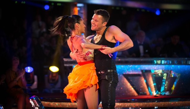 Karen Hauer and Mark Wright