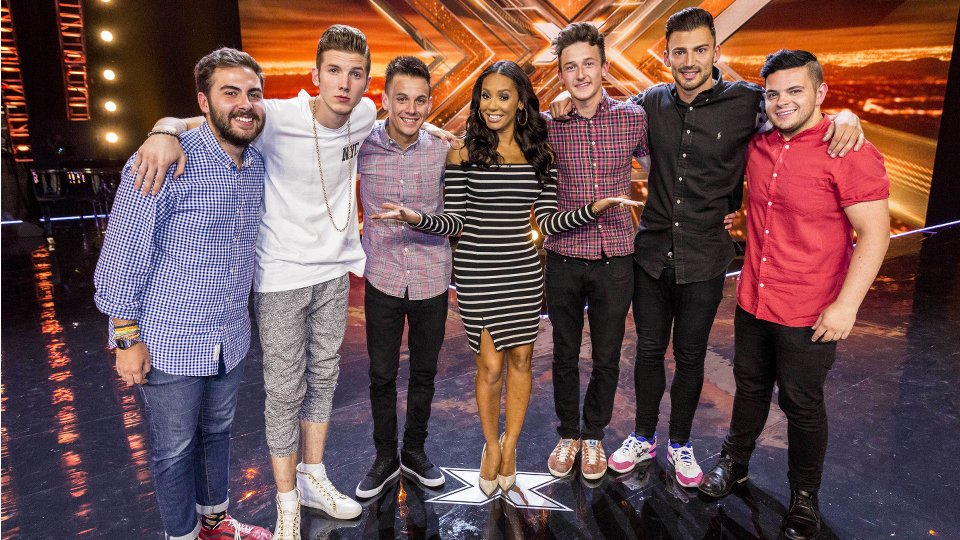 Mel B and her top 6 boys