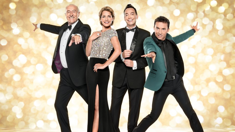 Strictly Come Dancing judges 2014