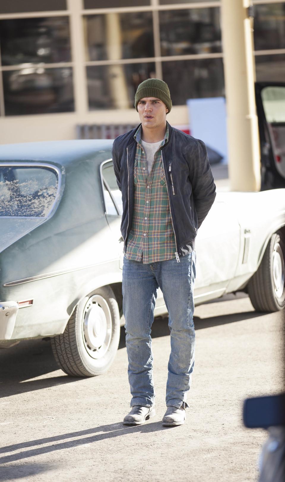 Chris Zylka as Tom
