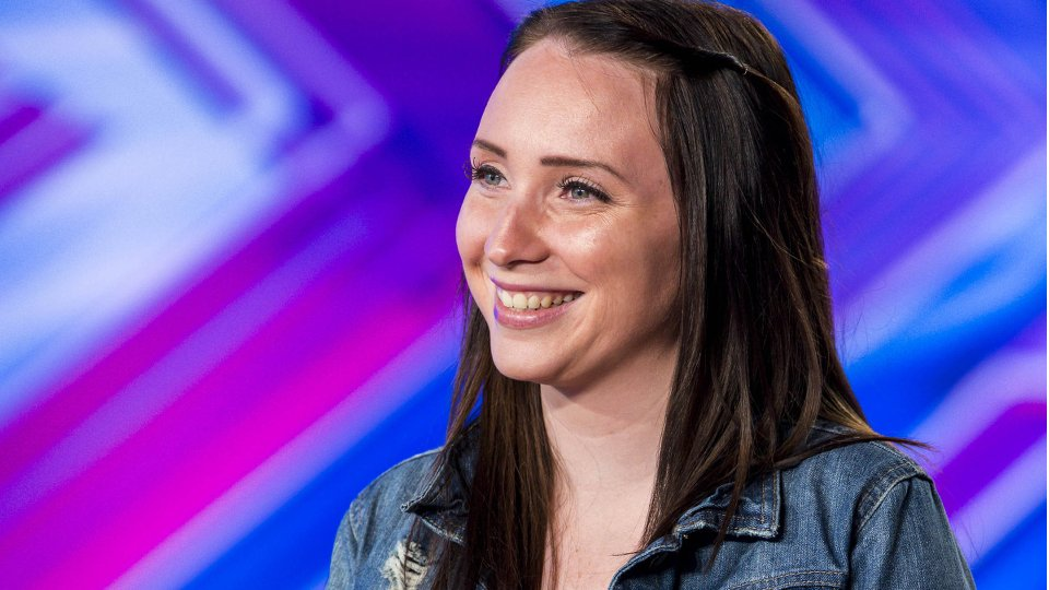 The X Factor - Amy Connolly