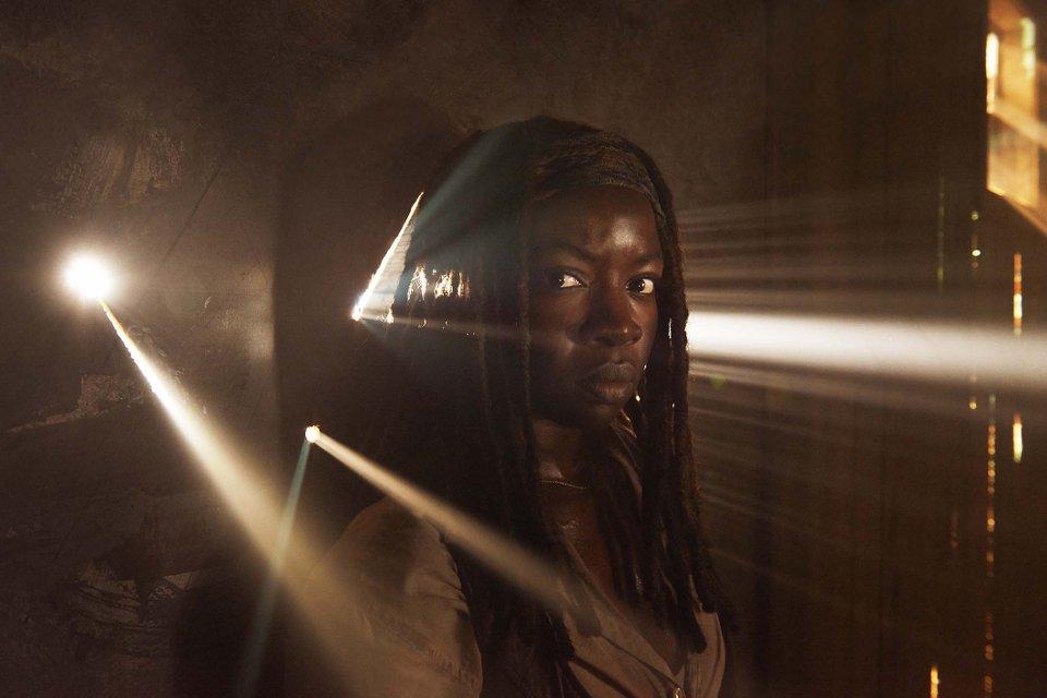 Danai Gurira as Michonne – The Walking Dead _ Season 5, Gallery