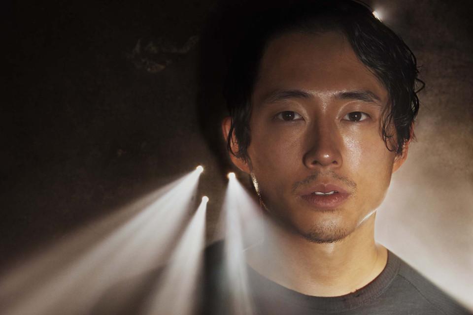 Steven Yeun as Glenn – The Walking Dead _ Season 5, Gallery –