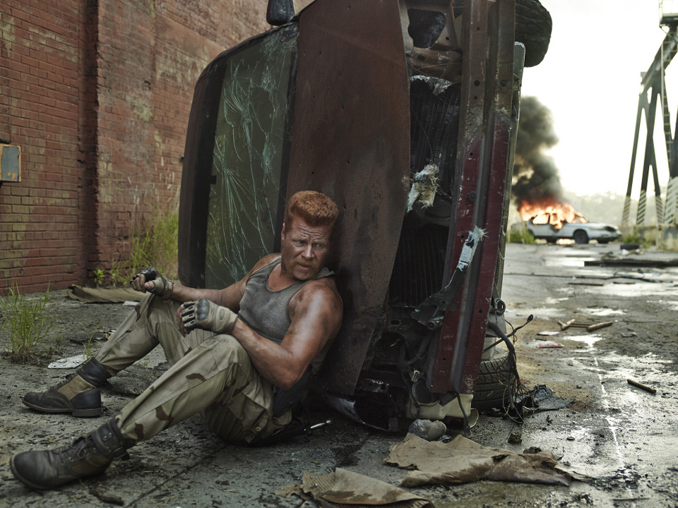 Michael Cudlitz as Abraham – The Walking Dead _ Season 5, Gallery –