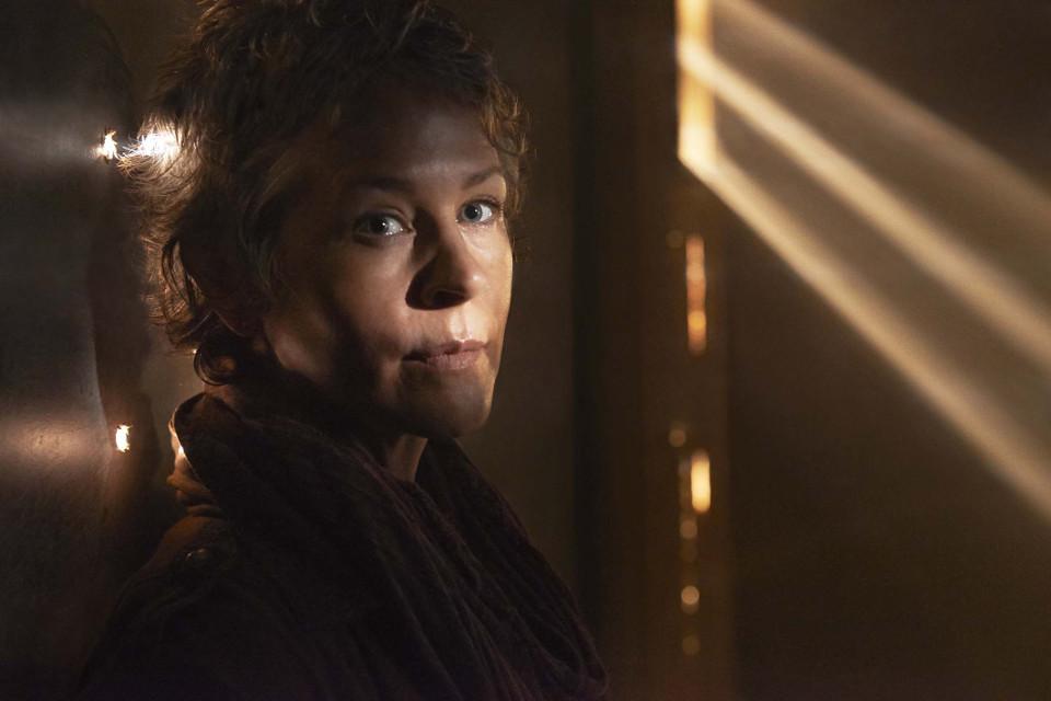 Melissa McBride as Carol – The Walking Dead _ Season 5, Gallery