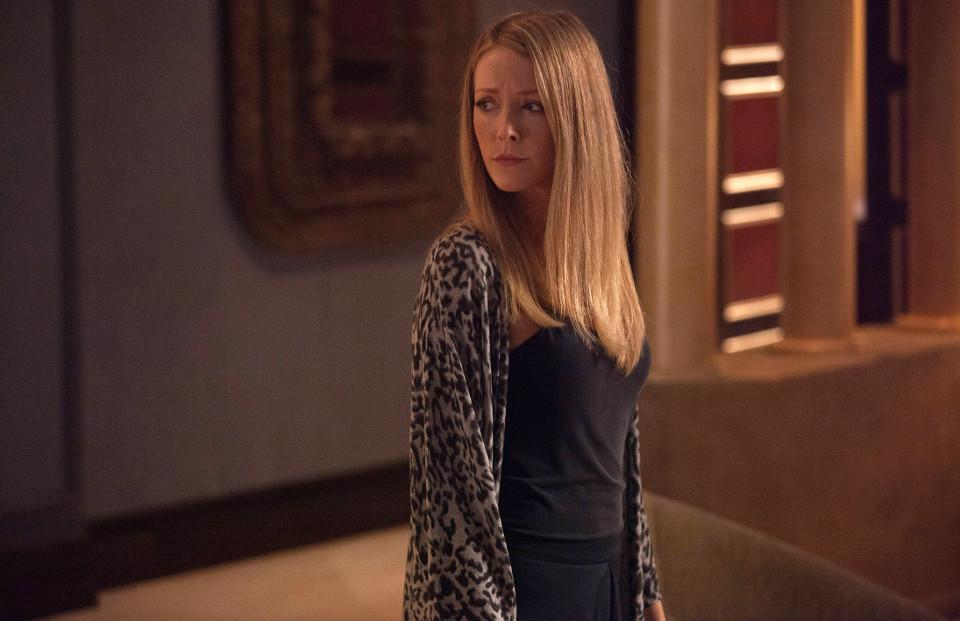 TYRANT Jennifer Finnegan as Molly in TYRANT.