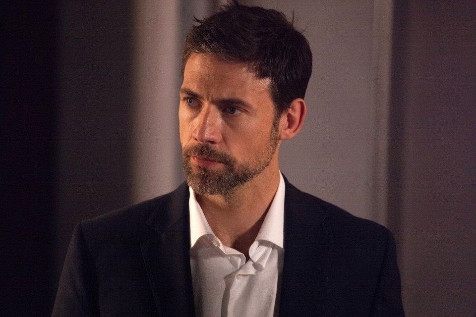 TYRANT Adam Rayner as Barry in TYRANT