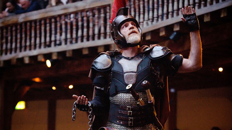 Shakespeare's Globe On Screen