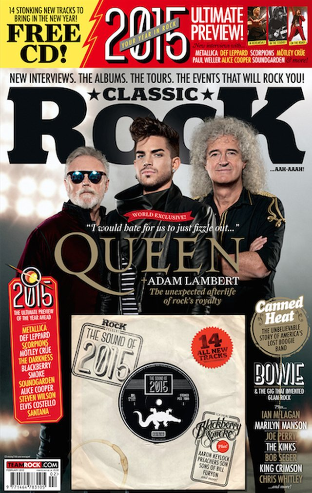 Queen + Adam Lambert - Classic Rock