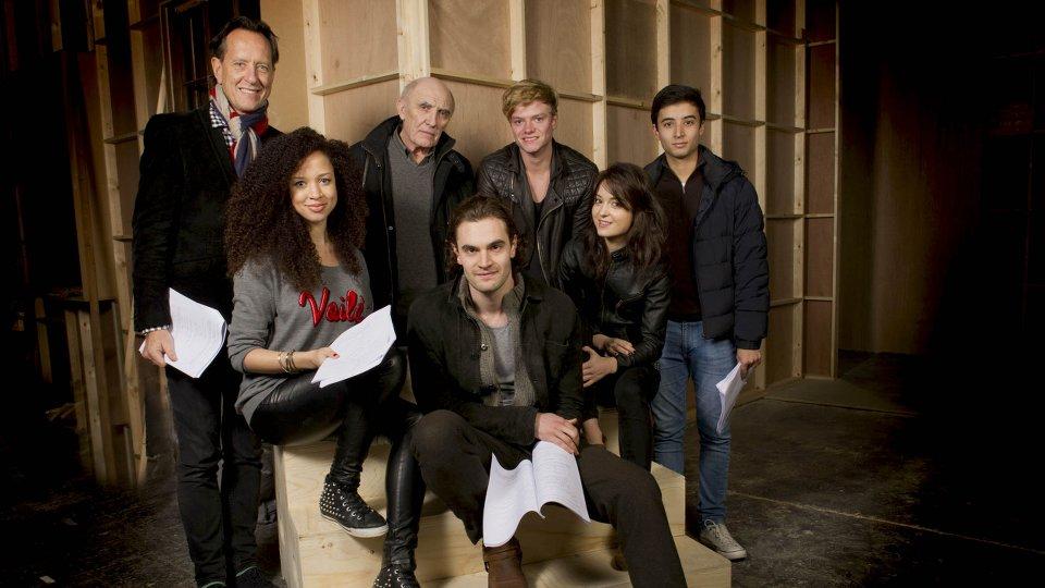 Jekyll & Hyde cast