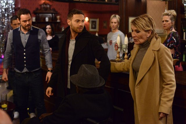 EastEnders - Mick, Dean and Shirley