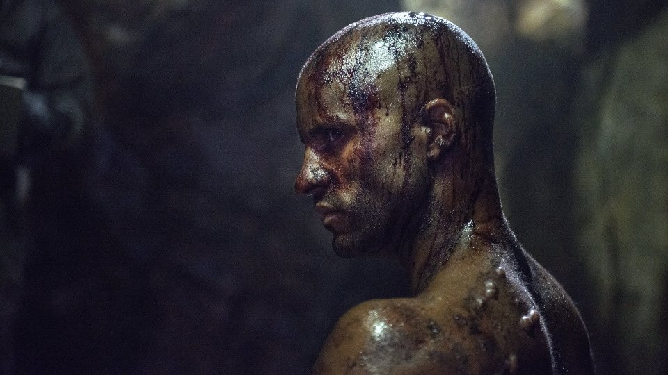 The 100 season 2 - Ricky Whittle