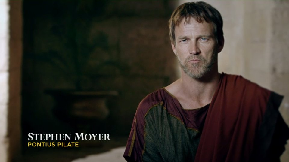 Killing Jesus - Stephen Moyer