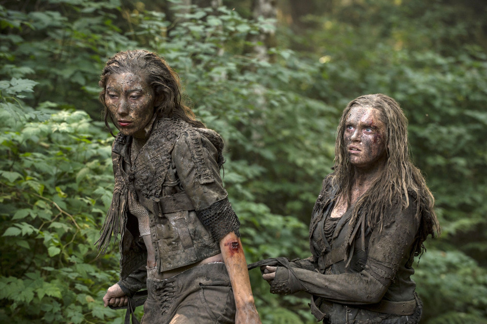 The 100: Series 2 Episode 4