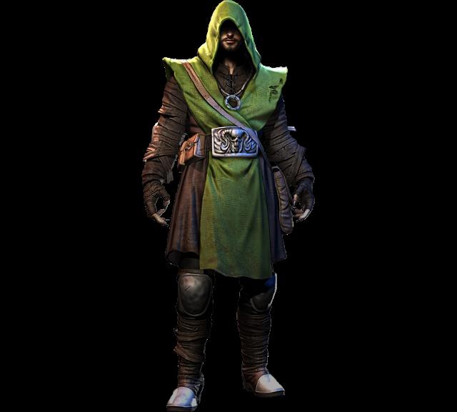 Victor Vran - Hero Dark Wanderer
