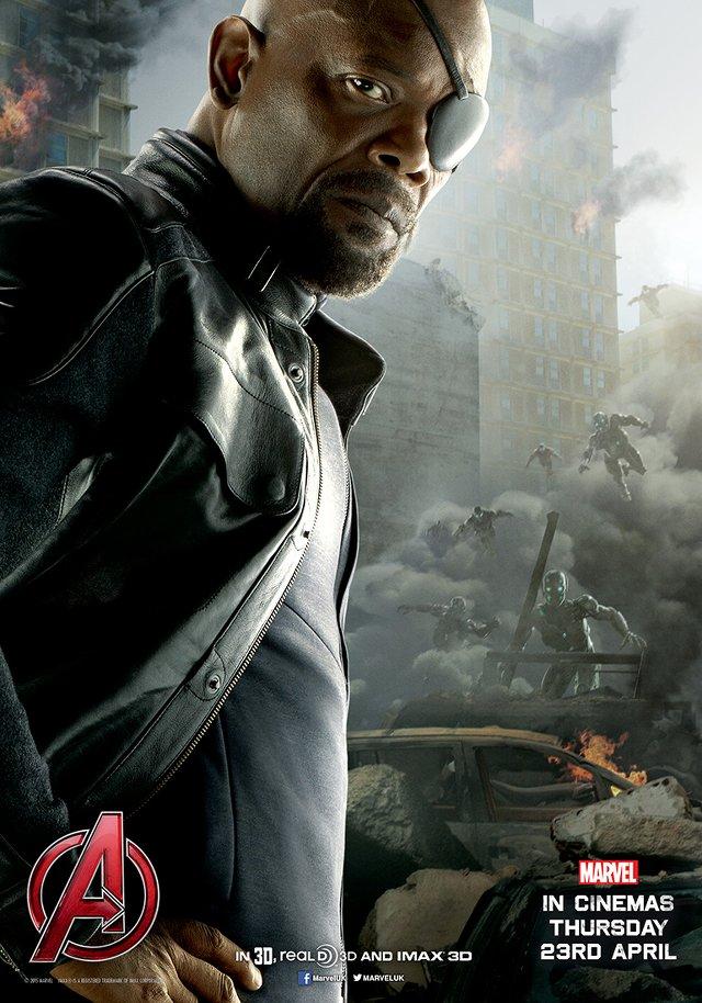 Avengers: Age of Ultron - Nick Fury