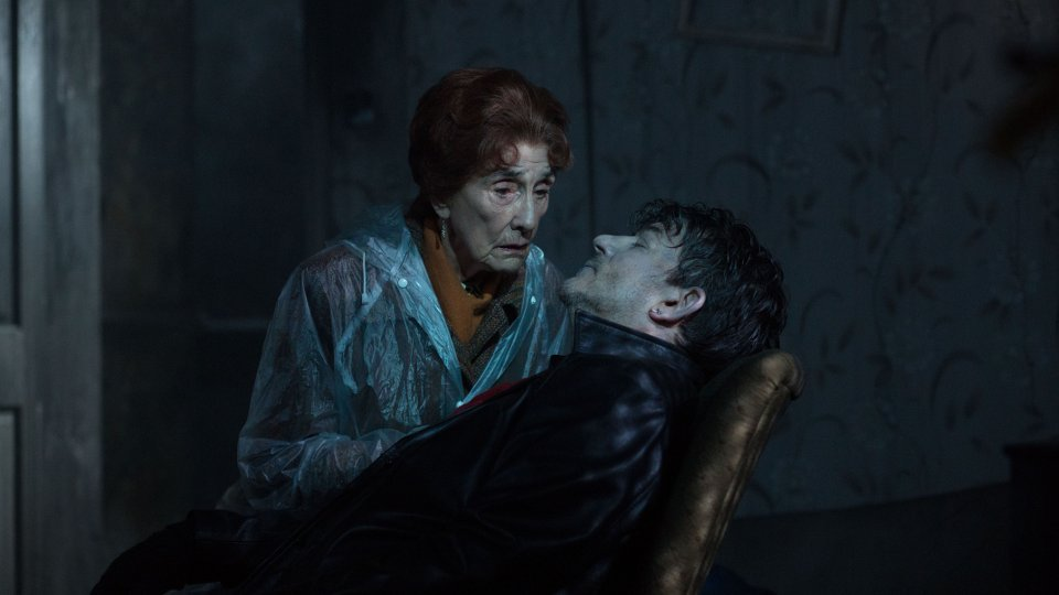 EastEnders - Dot and Nick