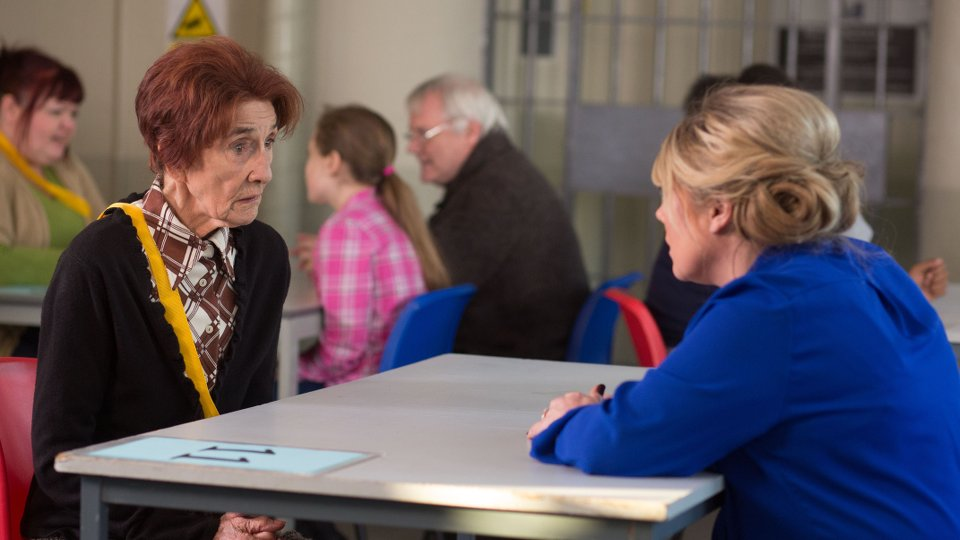 EastEnders - Dot and Sharon