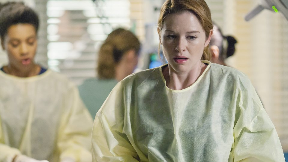 Grey's Anatomy season 11 episode 9 Where Do We Go From Here?