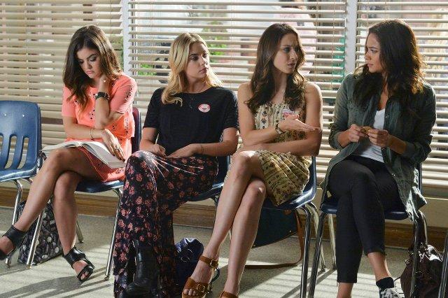 Pretty Little Liars season 5 episode 19 Out Damned Spot