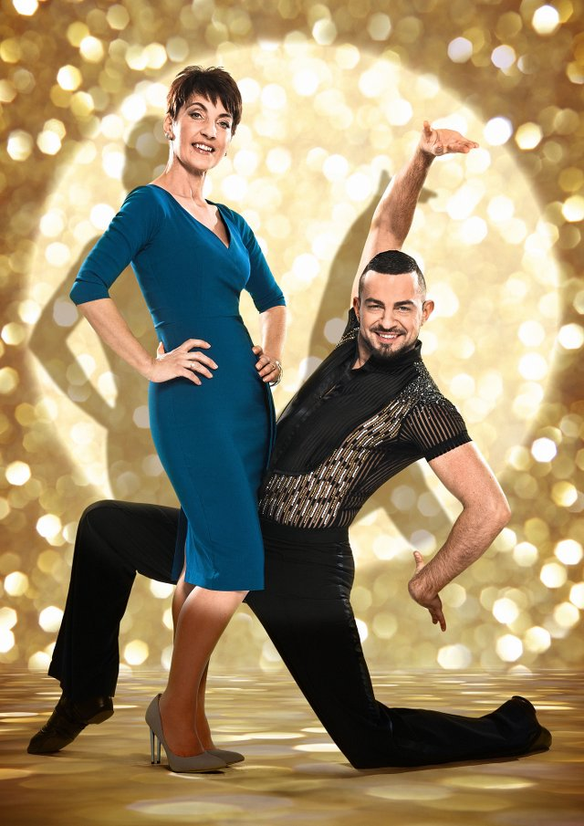 Anna Kennedy and Robin Windsor - The People's Strictly