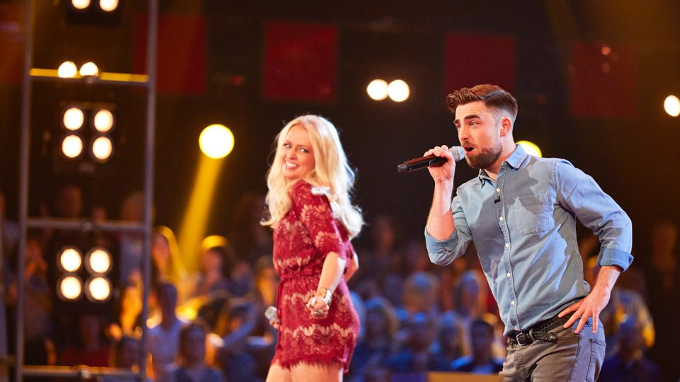 The Voice UK 2015 episode 8