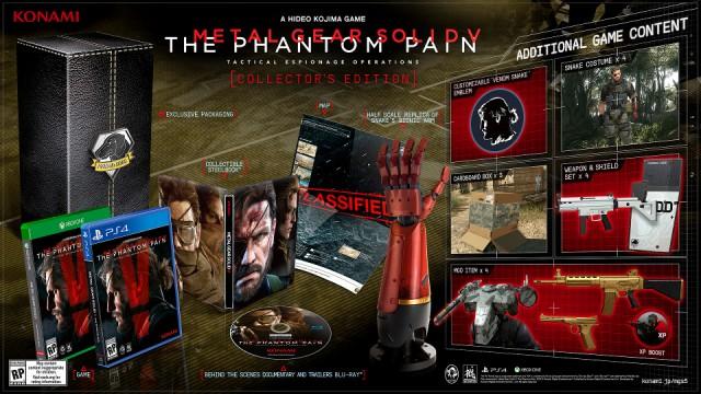 MGSV - The Phantom Pain
