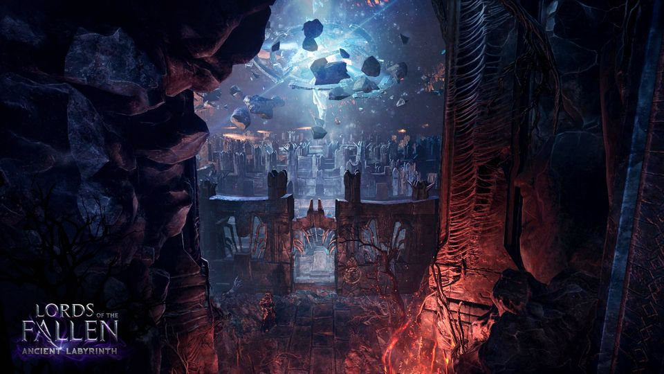 Lords of the Fallen -- Ancient Labyrinth 3