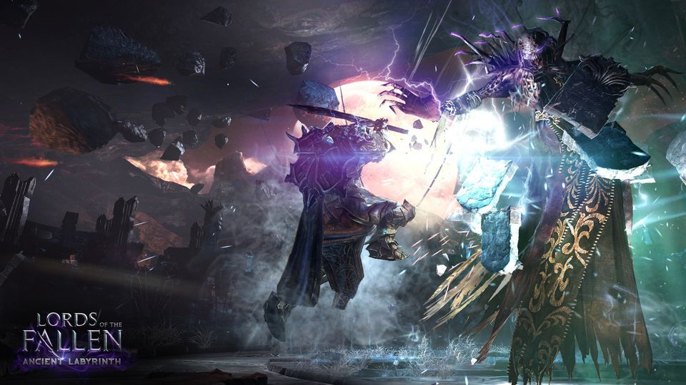 Lords of the Fallen -- Ancient Labyrinth 4