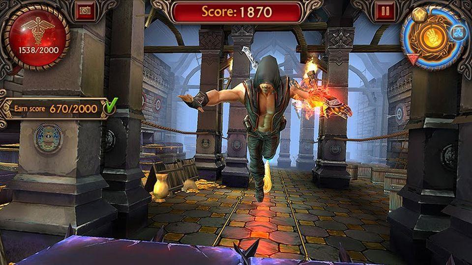 Running Shadow Steam _ Screenshot 02